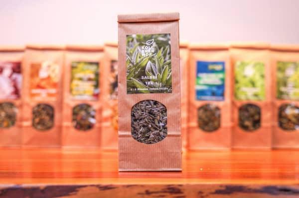 Salbei Tee vom Kollerer Hof