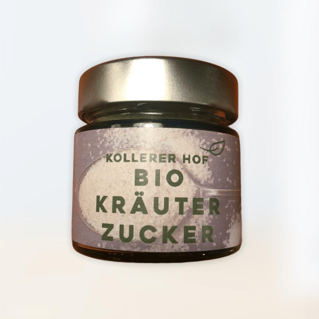 BIO Kräuterzucker Zitronenmelisse